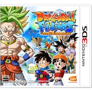 【封入特典付】【3DS】ドラゴンボールフュージョンズ(通常版) 【税込】 バンダイナムコエンタ…