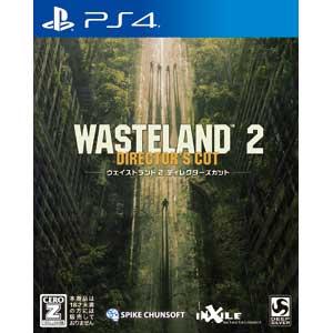 【特典付】【PS4】ウェイストランド2 ディレクターズ・カット 【税込】 スパイク・チュンソフ…