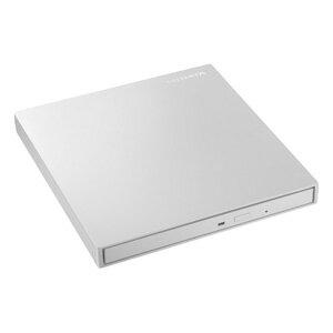 DVRP-UT8LW I/Oデータ USB3.0 ポータブルDVDドライブ(パールホワイト)