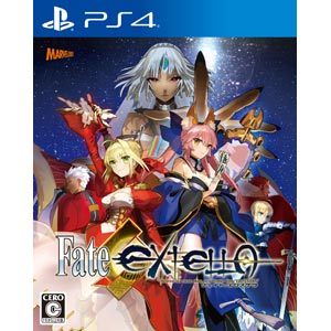 【特典付】【PS4】Fate/EXTELLA(通常版) 【税込】 マーベラス [PLJM-80…