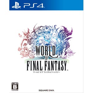【特典付】【PS4】ワールド オブ ファイナルファンタジー 【税込】 スクウェア・エニックス …