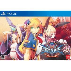 【封入特典付】【PS4】BLAZBLUE CENTRALFICTION Limited Box…