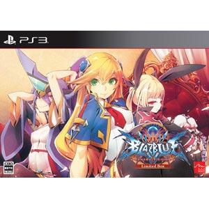 【封入特典付】【PS3】BLAZBLUE CENTRALFICTION Limited Box…