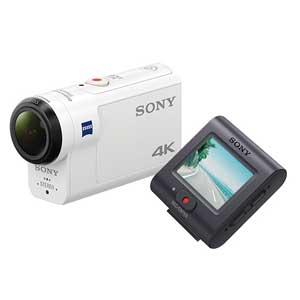 FDR-X3000R ソニー デジタル4Kビデオカメラ「FDR-X3000R」※ライブビューリモコン同梱モデル アクションカム [FDRX3000R]【返品種別A】【送料無料】
