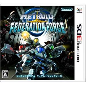 【3DS】メトロイドプライム フェデレーションフォース 【税込】 任天堂 [CTR-P-BCA…