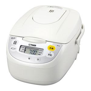 JBH-G181-W タイガー マイコン炊飯ジャー(1升炊き)ホワイト TIGER