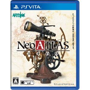 【封入特典付】【PS Vita】Neo ATLAS 1469 【税込】 スタジオアートディンク…