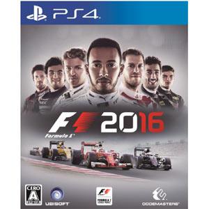【封入特典付】【PS4】F1 2016 【税込】 ユービーアイソフト [PLJM-80192エ…