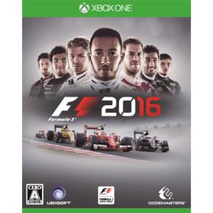 【封入特典付】【Xbox One】F1 2016 【税込】 ユービーアイソフト [JES1-0…