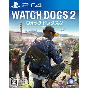 【封入特典付】【PS4】ウォッチドッグス2 【税込】 ユービーアイソフト [PLJM-8405…