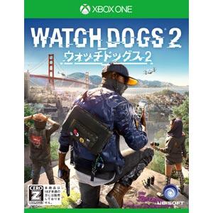 【封入特典付】【Xbox One】ウォッチドッグス2 【税込】 ユービーアイソフト [JES1…