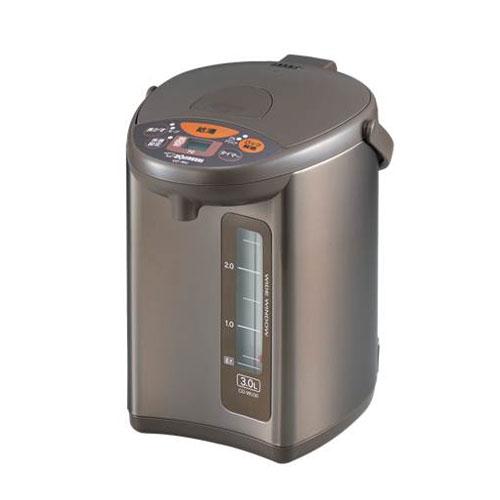 CD-WU22-TM 象印 マイコン沸とう電動ポット 2.2L メタリックブラウン ZOJIRUSHI