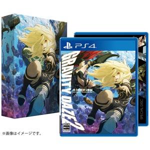 【PS4】GRAVITY DAZE 2 初回限定版 【税込】 ソニー・インタラクティブエンタテ…