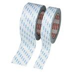 WPECX01 積水化学工業 PEクロス両面テープ 幅25mm×長さ15m(クリア)1巻