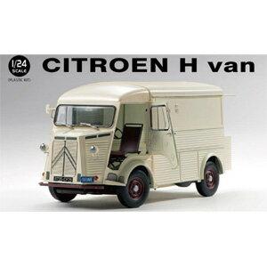 車・バイク, レーシングカー 124 Citroen H Van25007 EBBRO