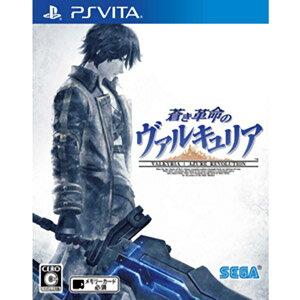 【封入特典付】【PS Vita】蒼き革命のヴァルキュリア 【税込】 セガゲームス [VLJM-…