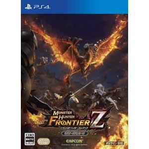 【特典付】【PS4】モンスターハンター フロンティアZ ビギナーズパッケージ 【税込】 カプコ…