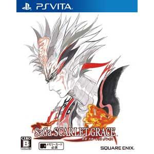 【特典付】【PS Vita】サガ スカーレット グレイス 【税込】 スクウェア・エニックス […