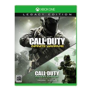 【封入特典付】【Xbox One】コール オブ デューティ インフィニット・ウォーフェア レガ…