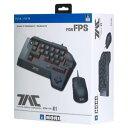 【PS4/PS3】タクティカルアサルトコマンダー キーパッドタイプ K1 for PlayStation 4/PlayStation 3/PC ホリ [PS4-069]【返品種別B】【送料無料】