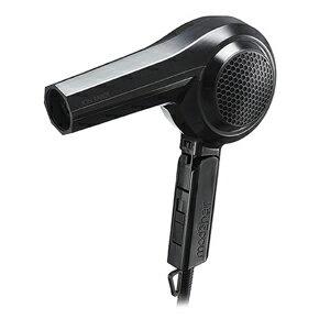 MHD-1252-K モッズ・ヘア ヘアードライヤー(ブラック) mod's hair ADVANCED ION RAPIDE(イオンラピッド) マイナスイオン