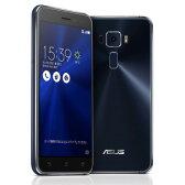 ZE520KL-BK32S3【税込】 エイスース SIMフリースマートフォン ZenFone 3 (5.2インチ)(Snapdragon 625/メモリ 3GB)32GB サファイアブラック [ZE520KLBK32S3]【返品種別B】【送料無料】【RCP】