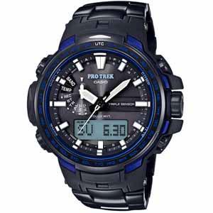 腕時計, メンズ腕時計 PRW-6100YT-1BJF PROTREK Blue Moment MULTI BAND6 PRW6100YT1BJFA