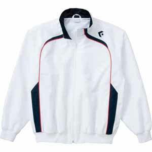 CONVERSE コンバース CONVERSE バスケットボール ウェア ウォームアップジャケット CB162502S 1129 ホワイト ネイビー S