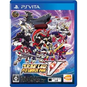 【封入特典付】【PS Vita】スーパーロボット大戦V(通常版) 【税込】 バンダイナムコエン…