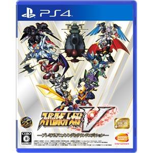 【封入特典付】【PS4】スーパーロボット大戦V -プレミアムアニメソング&サウンドエディション…