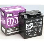 FTX7L-BS 古河電池 バイク用バッテリー【電解液注入・充電済】【他商品との同時購入不可】