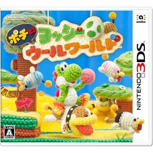 【3DS】ポチと! ヨッシー ウールワールド 【税込】 任天堂 [CTR-P-AJNJ]【返品…
