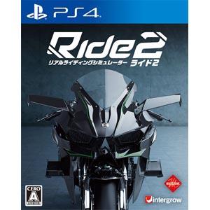【封入特典付】【PS4】Ride2(ライド2) 【税込】 インターグロー [PLJM-8406…
