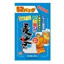 お徳用 ビタミン麦茶 ティーバッグ 10g×52包 山本漢方製薬 ヤ)ビタミンムギチヤ56H