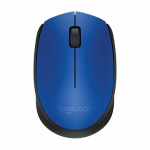 M171BL ロジクール 2.4GHzワイヤレス 光学式マウス(ブルー) Logicool m171 Wireless Mouse