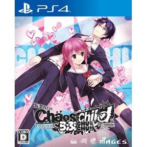 【特典付】【PS4】CHAOS;CHILD らぶchu☆chu!!(通常版) 【税込】 5pb…