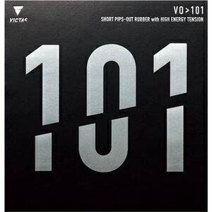 卓球, 卓球用ラバー TSP-020202-0040-1.6 1.6 VICTAS VO101