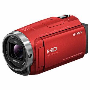 HDR-CX680 R ソニー デジタルHDビデオカメラ「HDR-CX680」(レッド) ハンディカム [HDRCX680R]【返品種別A】【送料無料】