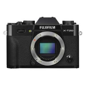 F X-T20-B 富士フイルム ミラーレスデジタルカメラ「X-T20」ボディ(ブラック) [FXT20B]【返品種別A】【送料無料】