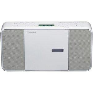 TY-C250-W 東芝 CDラジオ(ホワイト) TOSHIBA [TYC250W]【返品種別A】
