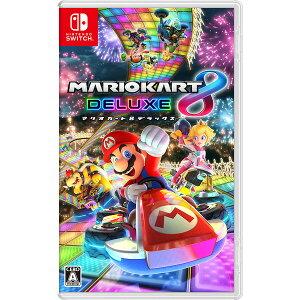 【Nintendo Switch】マリオカート8 デラックス 【税込】 任天堂 [HAC-P-…