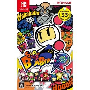 【Nintendo Switch】SUPER BOMBERMAN R 【税込】 コナミデジタル…