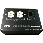 PLC-02【税込】 中村製作所 高音質オーディオ・ビデオ専用電源ボックス NS《 Power Line Cleaner》 [PLC02NS]【返品種別A】【送料無料】【RCP】