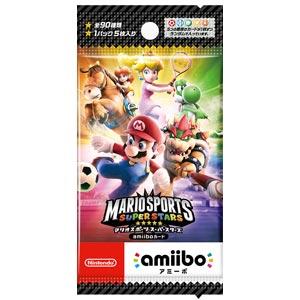 『マリオスポーツ スーパースターズ』amiiboカード 【税込】 任天堂 [NVL-E-MD5…