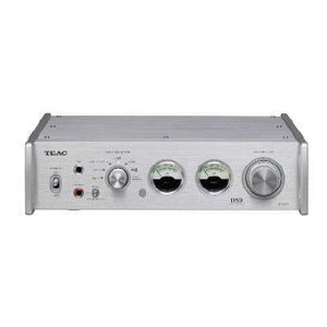 AI-503-S ティアック USB/DAC内蔵プリメインアンプ(シルバー) TEAC Reference 500 Line [AI503S]