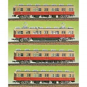 [鉄道模型]グリーンマックス 【再生産】(Nゲージ) 412 阪神電車(5001形・8901形他) 4両編成セット(未塗装組立キット)