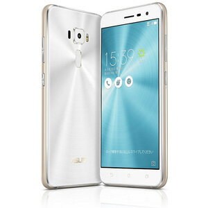 ZE552KL-WH64S4 エイスース ZenFone 3 (5.5インチ)64GBパールホワイト [ZE552KLWH64S4]【返品種別B】【送料無料】