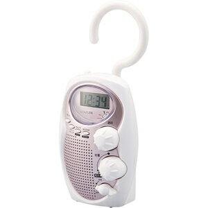 小泉成器 コイズミ 小泉成器 コイズミ シャワーラジオ ピンク SAD7713P 1台