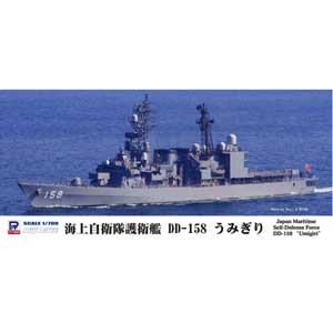ミリタリー, 戦艦 1700 DD-158 J76