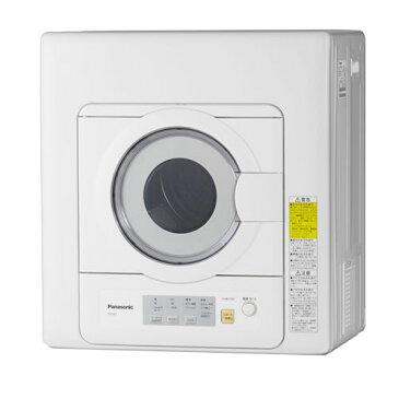 NH-D503-W パナソニック 5.0kg 衣類乾燥機(ホワイト) Panasonic [NHD503W]【返品種別A】